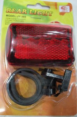 Велосипедный фонарь 380
