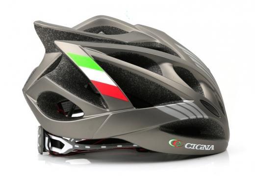 Шлем велосипедный Signa WT-036 черный