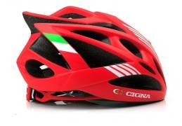 Шлем велосипедный Signa WT-036 красный