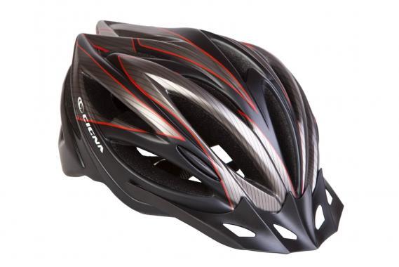 фото Шлем велосипедный Signa WT-068 Черно-красный