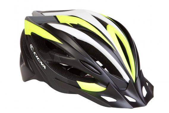 фото Шлем велосипедный Signa WT-068 Черно-желтый