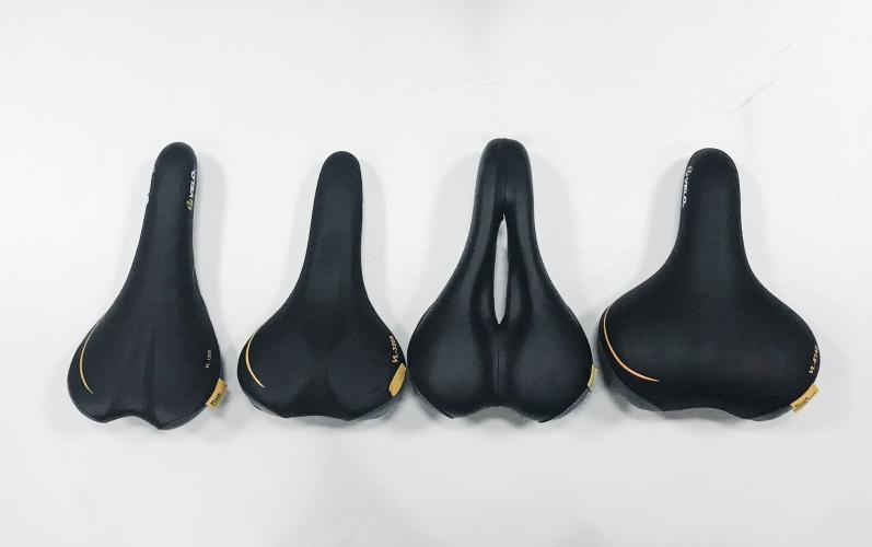 Как выбрать удобное седло на велосипед