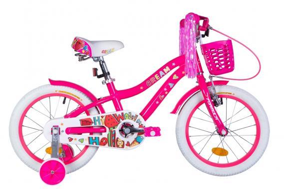 """Детский велосипед 16"""" Formula CREAM"""