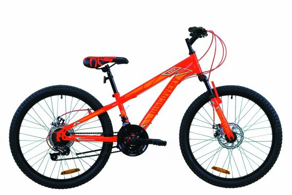 "Велосипед 24"" Discovery RIDER DD"