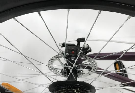 "Велосипед 26"" Discovery KELLY DD горный"