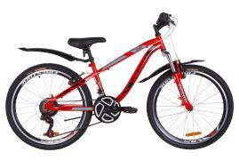 """Велосипед 24"""" Discovery FLINT AM V-BR горный"""