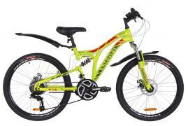 "Велосипед 24"" Discovery ROCKET DD"