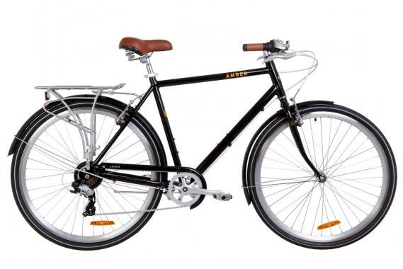 """фото Велосипед 28"""" Dorozhnik AMBER мужской"""