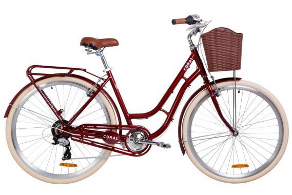 """Дорожный Велосипед 28"""" Dorozhnik CORAL"""