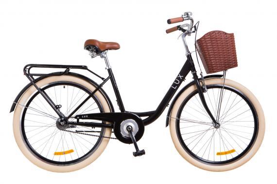 "Женский Велосипед 26"" Dorozhnik LUX Bskt"