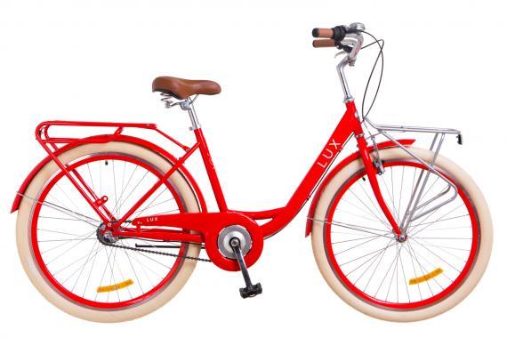 """Велосипед 26"""" Dorozhnik LUX Carrier P"""