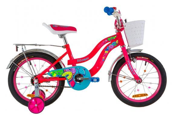 """Детский велосипед 16"""" Formula FLOWER"""