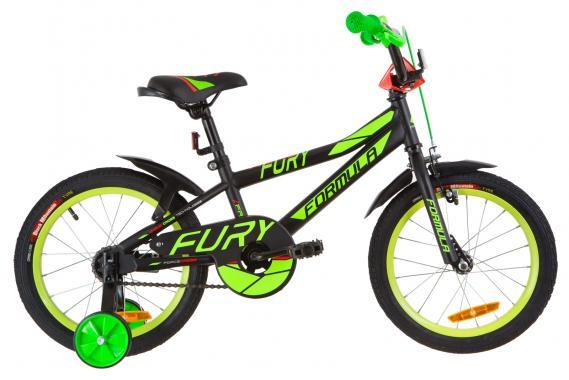 """Детский велосипед 16"""" Formula FURY"""