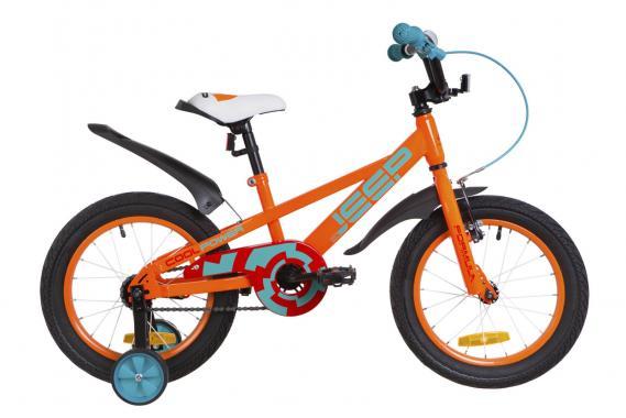 """Детский велосипед 16"""" Formula JEEP"""