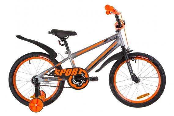 """Детский велосипед 18"""" Formula SPORT"""