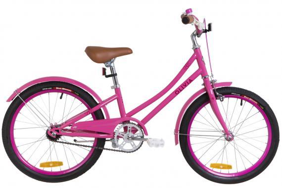 "Детский велосипед 20"" Dorozhnik OLIVIA"