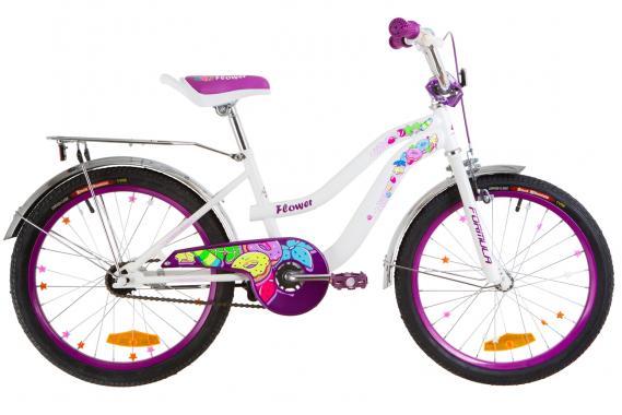 """Детский велосипед 20"""" Formula FLOWER"""