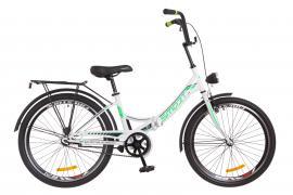 Велосипед 24 Formula SMART с фонарем складной
