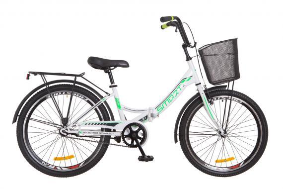 Складной Велосипед 24 Formula SMART с корзиной