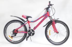 """Велосипед 24"""" Formula WOOD горный"""