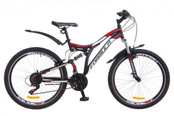 """Велосипед 26"""" Formula SAFARI двухподвес"""