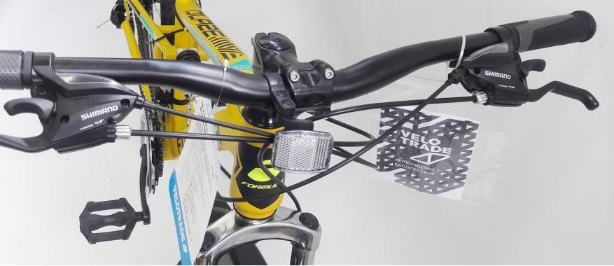 "Велосипед 26"" Formula BLAZE PRO DD двухподвес"