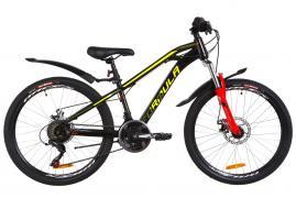 """Велосипед 24"""" Formula DAKAR DD подростковый"""