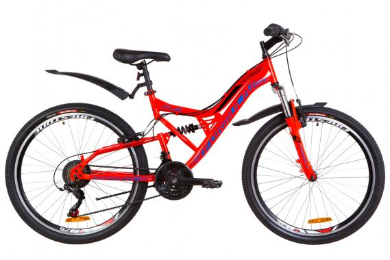 "Велосипед 26"" Formula ATLAS двухподвес"