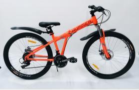 """Велосипед 26"""" Formula HUMMER DD складной"""