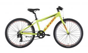 """Велосипед 24"""" Leon JUNIOR RIGID подростковый"""