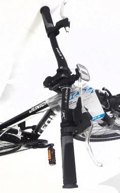 """Велосипед 24"""" Leon JUNIOR RIGID"""