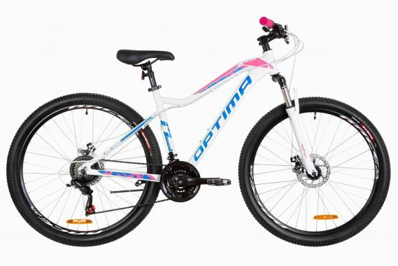 """Велосипед 27,5 Optima ALPINA 17"""" горный"""