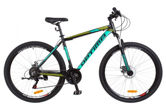"Велосипед 29"" Optima MOTION DD 19"""