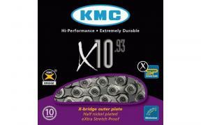 Цепь KMC X10-1 на велосипед
