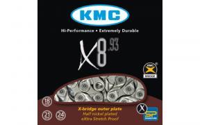Цепь KMC X8.93 на велосипед